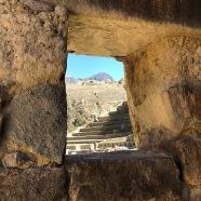 Ollantaytambo temple