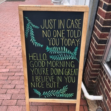 Sense of humor downtown