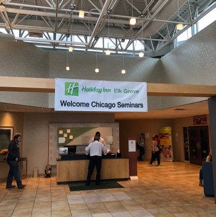 Welcome Chicago Seminars