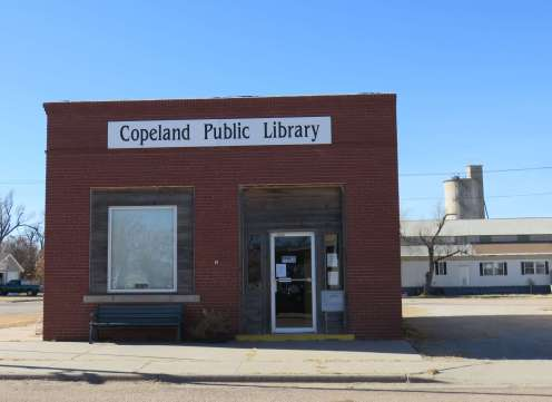 Library in Copeland