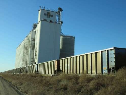 Grain elevator, Wolf