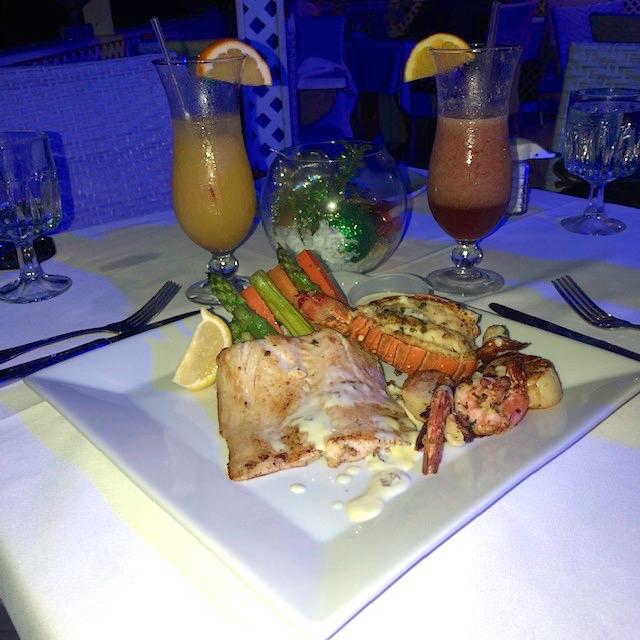Paradise Dinner
