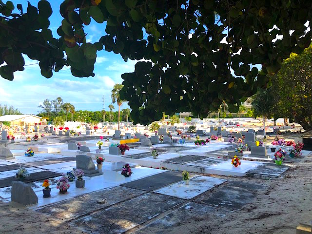 Cemetery Beach Cemetery