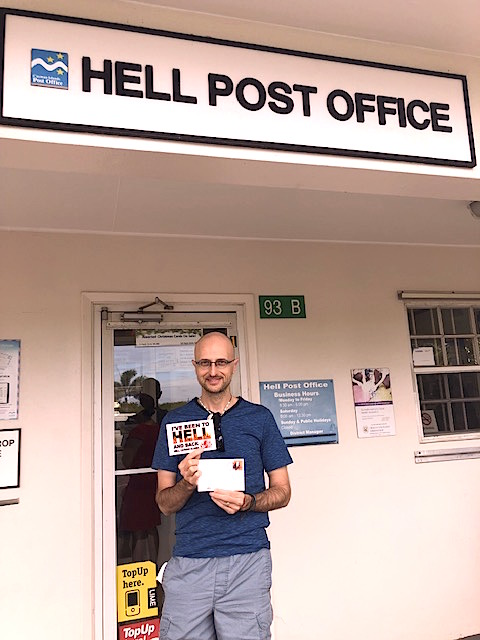 Hell Post Office