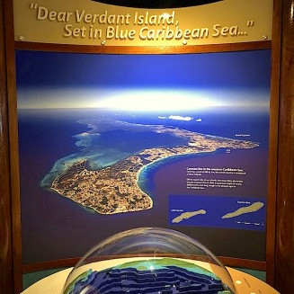 Marine topography exhibit